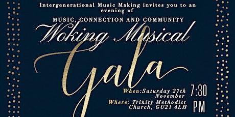 IMM Woking Musical Gala Concert tickets