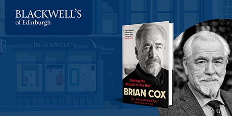 TICKET AND BOOK- Putting the Rabbit in the Hat: Brian Cox tickets