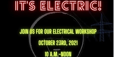 Girl put your headphones on-Electrical Workshop tickets