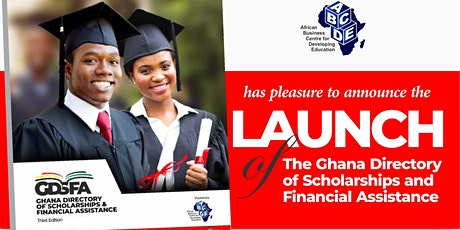 Launch -  Ghana Directory of Scholarships and Financial Assistance (GDSFA) tickets