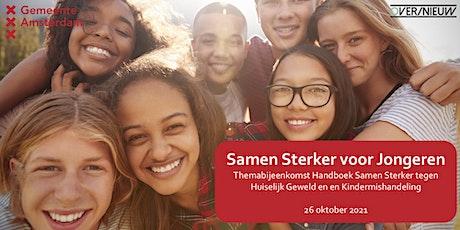 Samen Sterker voor Jongeren tickets