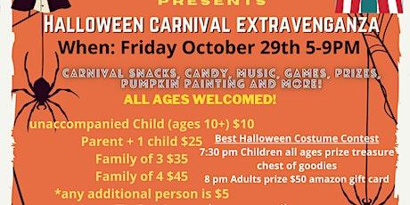 Halloween Carnival Extravenganza tickets