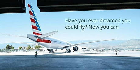 CAE Phoenix become a pilot career day with American Airlines tickets