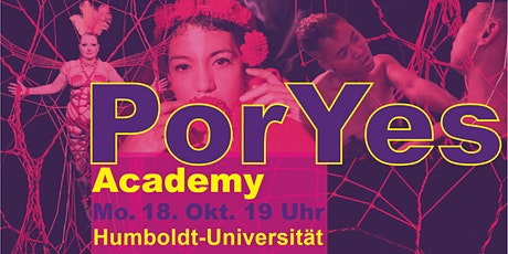 PorYes Academy - Authenticity in Feminist Pornography Tickets