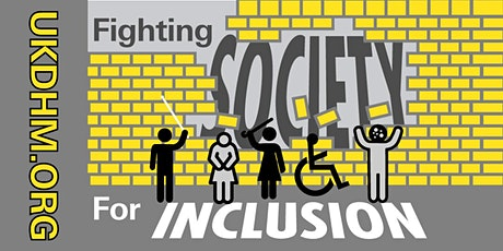 UK Disability History Month 2021 Online Launch tickets