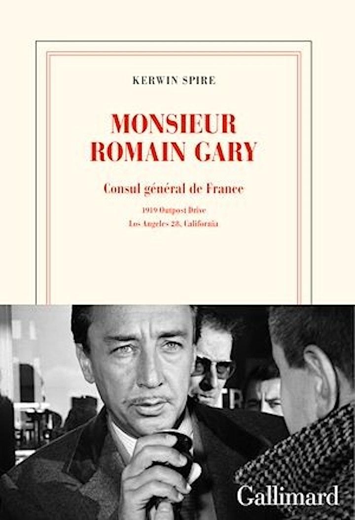 Image pour Romain GARY, Consul général de France à Los Angeles, 1956-1960