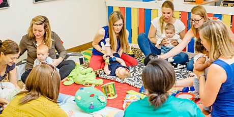 Parent and Baby Group; 1 Nov, 10.00 - 11.00 at Breaks Manor Youth Centre tickets