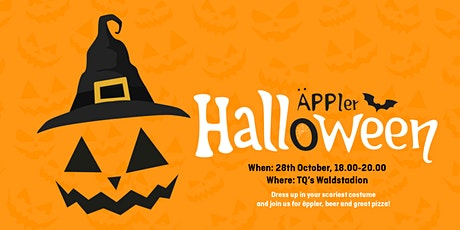 ÄpplerTime - Halloween Edition Tickets