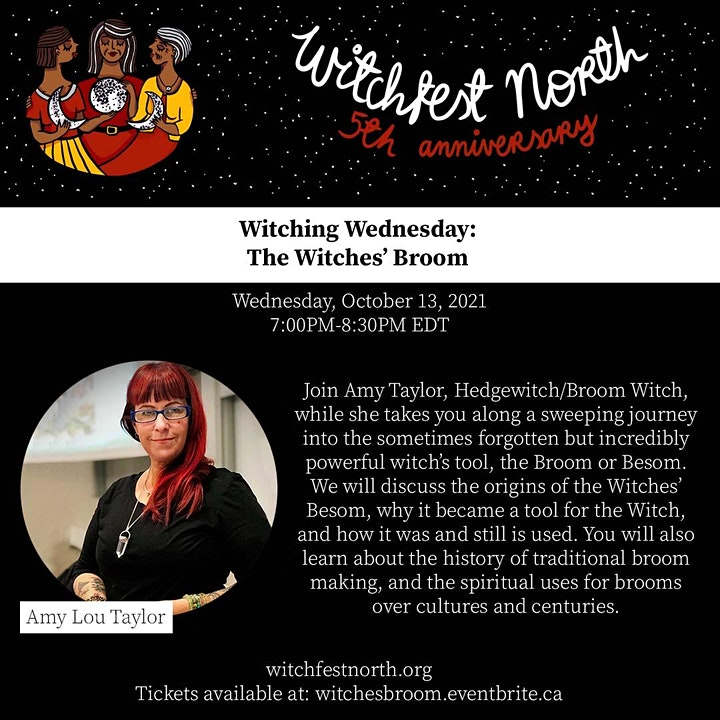 The Witches' Broom (Witching Wednesday #2) image