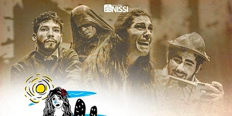 Teatro Cia Nissi - O Conto de Rispa ingressos