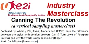 Canning The Revolution - e2i Masterclass