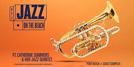 Jazz on the Beach // NYE 2022 tickets