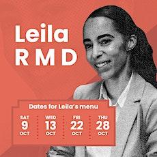 Lady Lane Kitchen X The Canvas: Leila's MUNCHBREAKS tickets
