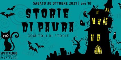 Halloween // Gomitoli di storie biglietti