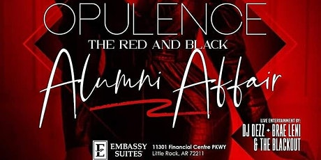 OPULENCE - The Black & Red Dress Party tickets