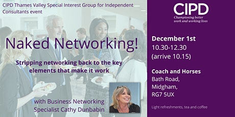 Naked Networking! tickets