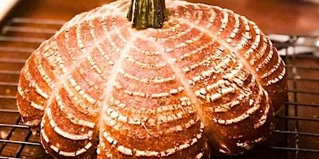 Pumpkin Sour Dough Bread Making  & Pumpkin Soup tickets
