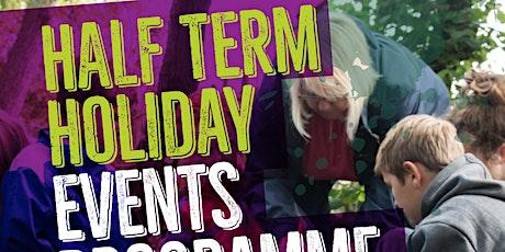 Autumn Half Term Activities tickets