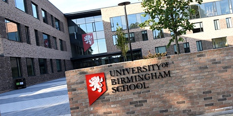 UoBS Sixth Form Open Evening tickets