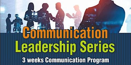 Communication Leadership Series tickets