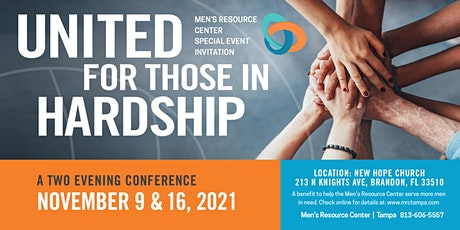 UNITED FOR THOSE IN HARDSHIP tickets
