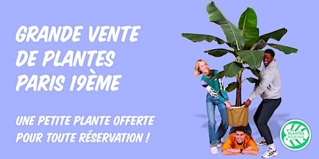 Grande Vente de Plantes - Paris 19ème tickets