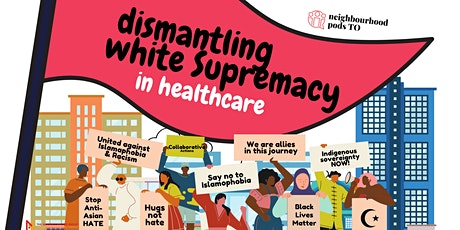 Dismantling White Supremacy tickets