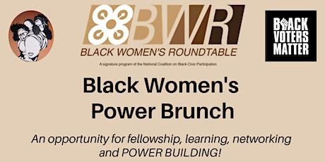 2021 Black Women's POWER Leadership Brunch tickets