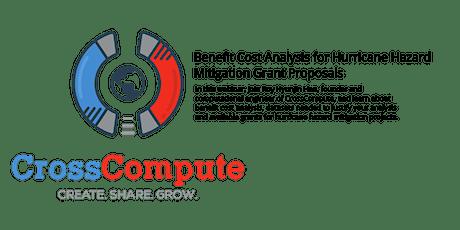 Benefit Cost Analysis for Hurricane Hazard Mitigation Grant Proposals tickets