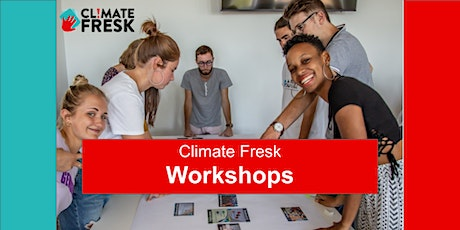Climate Fresk at Govanhill Baths Community Trust for COP26 tickets