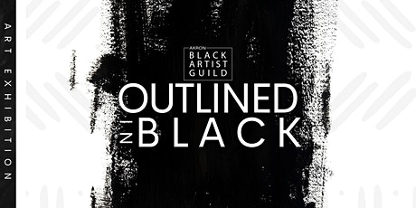Art Exhibition | Outlined in Black tickets