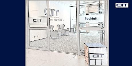 CIIT-Techtalk mit Dr.-Ing. Christian Bauer Tickets