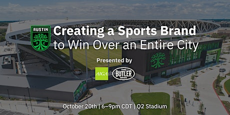 Creating a Sports Brand to Win over an Entire City tickets