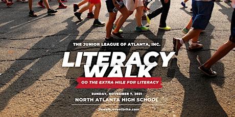 Literacy Walk tickets
