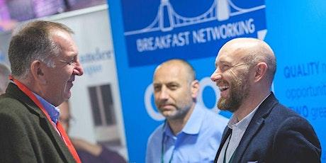 Bristol Breakfast Networking  at The Redland Green Club - 28th October 2021 tickets