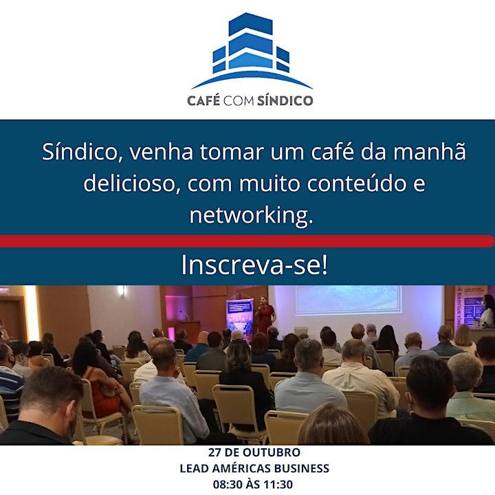 Imagem do evento CAFÉ COM SÍNDICO