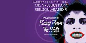 Halloween Night - Bring Down The Walls  ft. Mr. V,...