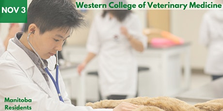 WCVM Admissions Panel with Manitoba Vets & Vet Students tickets