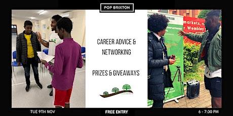 Careers Corner -  Chasing Prospects X Pop Brixton tickets