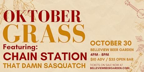 OktoberGrass ft. Chain Station, That Damn Sasquatch tickets