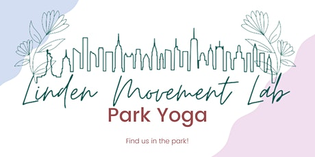 Tuesday Park Yoga with/ Claire tickets