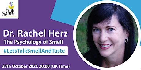 Fifth Sense - #LetsTalkSmellAndTaste - The Psychology of Smell tickets