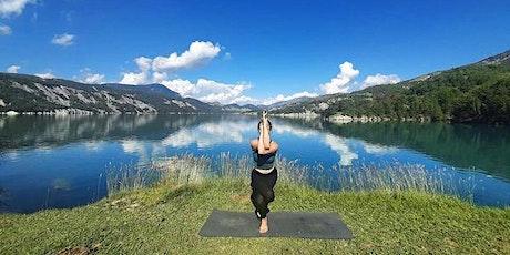 Cours de Hatha Vinyasa Yoga en face du lac tickets
