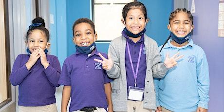 Zeta Elementary School  Virtual Tour & Information Session tickets