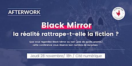Black Mirror, la réalité rattrape-t-elle la fiction ? billets
