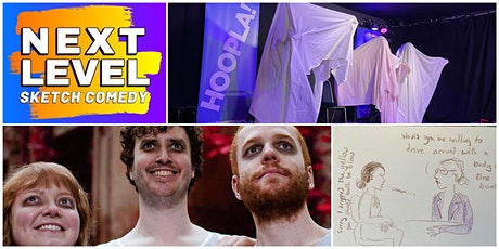 Next Level Sketch Comedy with special guests Tarot! tickets
