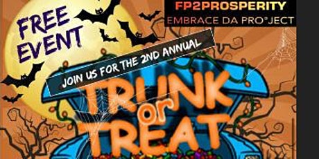 FP2PROSPERITY TRUNK or TREAT 2nd Annual Halloween Event tickets