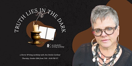 EBWC Writing Workshop: Truth Lies in the Dark - A Horror Writing Workshop tickets