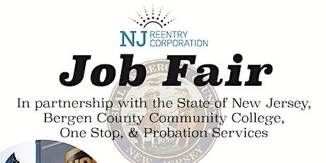 Job Fair - Bergen County tickets