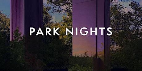 PARK NIGHTS 2021: Tosh Basco tickets